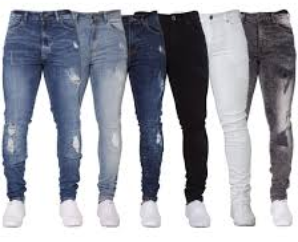 FOSTER JEANS