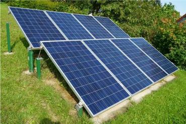 INDO AGVR SOLAR ENERGY